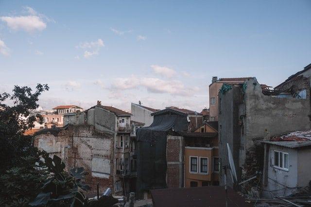 8 tremblements de terre impressionnant