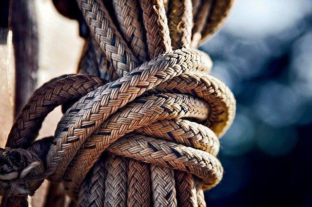 Les nœuds de survie fiables que vous devez absolument connaître