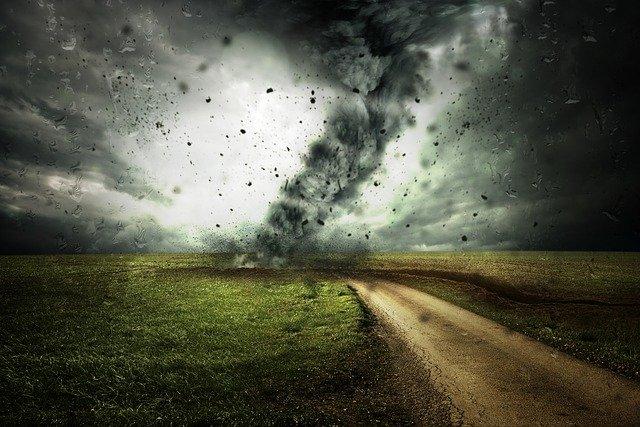 Liste des événements catastrophiques qui montrent qu'il faut se mettre à l'abris
