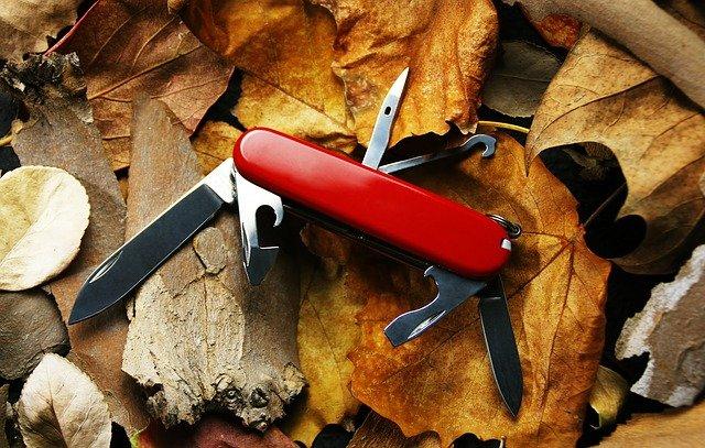 ces choses que vous ne saviez pas sur le couteau suisse