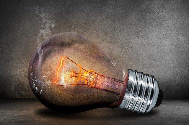 moyens de s'éclairer en cas de panne de courant